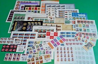Mint 160 Assorted Mixed Designs FOREVER US PS Postage STAMPS. Current FV $ 80.00