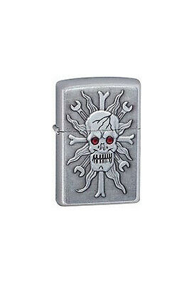 Zippo Wrenching Headache Lighter Engraved Free