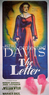 THE NANNY vintage movie poster BETTE DAVIS spooky UNUSUAL classic 24X36 NEW