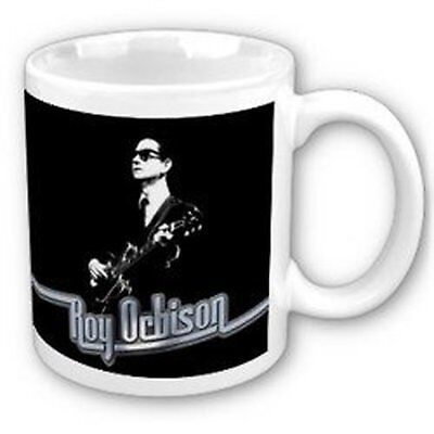 Roy Orbison This Time Logo Name Coffee Presentation Mug Boxed Official Fan Gift