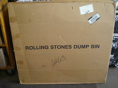 Rolling Stones  PROMO STANDUP Reissues