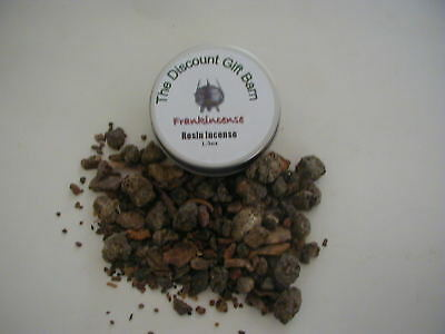 2 oz continer of 100% All Natural Frankincense Resin