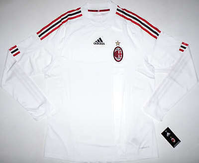 AC Milan Player Issue Football Shirt Soccer Jersey Top