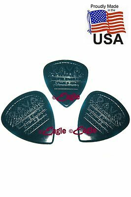 Dava Control Pick / Plectrum For Guitar/Banjo Set Of 3