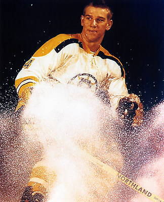 Bobby Orr Boston Bruins Hockey 8X10 Sport Photo (I)