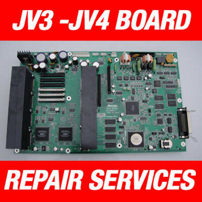 Mimaki JV3 / JV4 Main HDC Board Repair services