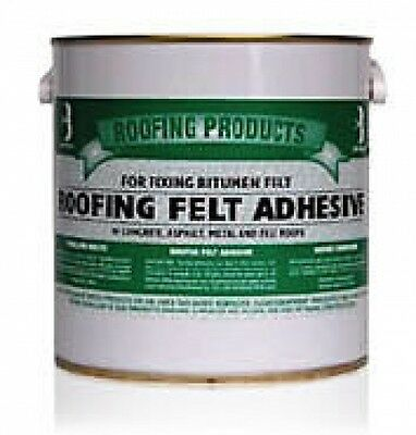 Bird Brand Roofing Felt Adhesive | Several Sizes