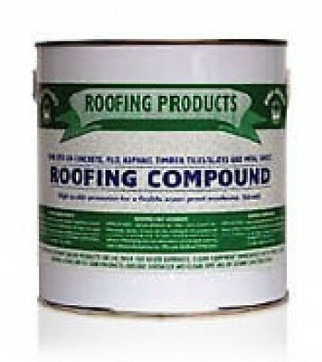 Bird Brand Roofing Compound | Several Sizes