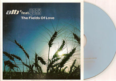 ATB - the fields of love CD SINGLE 2TR CARD HOLLAND REL