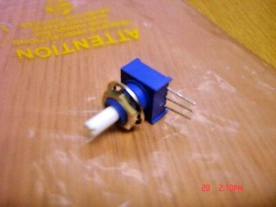 3310C-1-103 (10K)                   Potentiometer, 10K