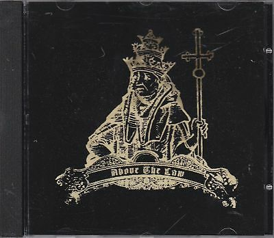 BLACKTHRONE - above the law CD