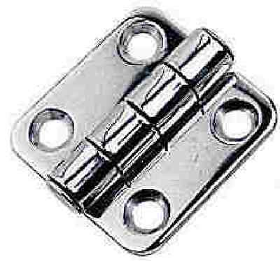 "Sea Dog 201580-1 Stainless Steel Butt Hinge 1.5"" 4206"