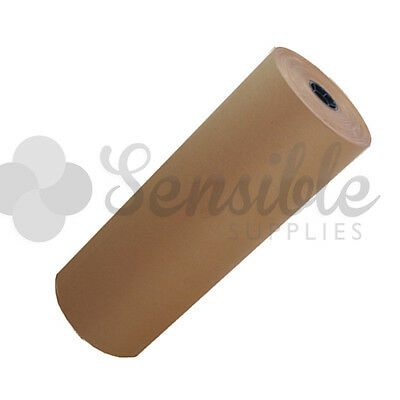600mm x 225m HeavyDuty Thick Brown Kraft Wrapping Paper