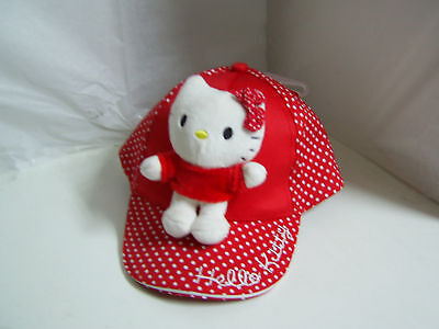Cappello Hello Kitty Con Pupazzetto