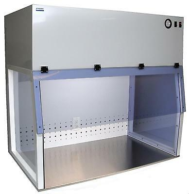 Vertical Laminar Flow Bench- Laminar Flow Hood 3 Ft- Stainless Steel WorkSurface