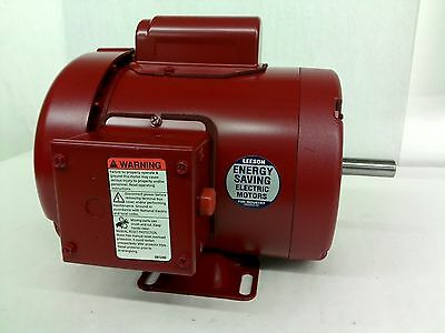 Leeson Motor 101435.00 1/3 HP Feed Auger - NEW
