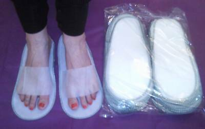 Salon Spa  DISPOSABLE PEDICURE SLIPPERS 100 pcs.
