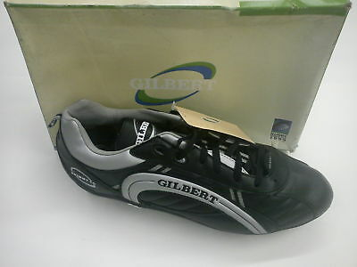 Gilbert Shimmy Lo Rugby Boots Black 14