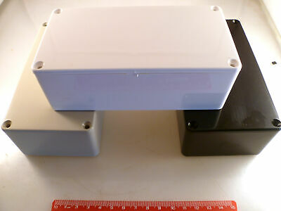 ABS Plastic Box MB8 Electronic Projects 150mm x 80mm x 50mm British Made OL0652