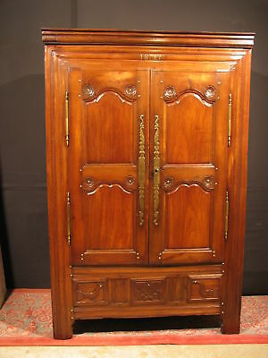 ancienne armoire bretonne de quimper 19 meuble breton. Black Bedroom Furniture Sets. Home Design Ideas
