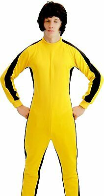 Adult Game of Death Kill Bill Martial Arts Master Fight Costume