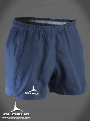 """Olorun Kinetic  Navy Rugby Shorts 30"""" - 42"""""""