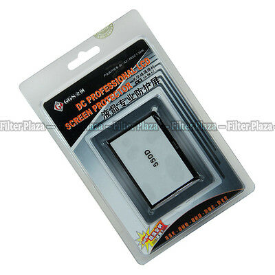 GGS Glass LCD Screen Protector For Canon EOS 550D T2i