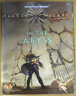 Dungeons & Dragons - Planescape - In The Abyss - 2605