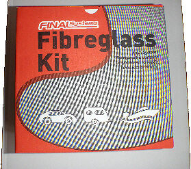 Fibreglass Repair Kit Final Systems 1L Great Value