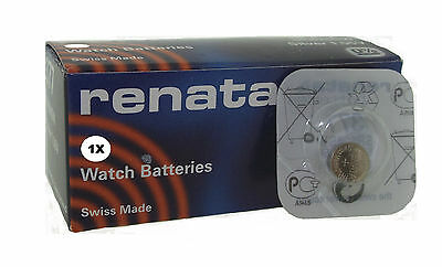 Renata Watch Battery  390 replaces (SR1130SW) 1.55v