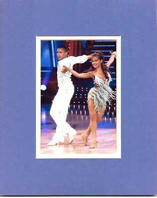PALIN OBAMA SO YOU THINK YOU CAN DANCE DOUBLE MAT COLOR PICTURE