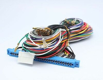 NEW Standard 2*28 pin Jamma Harness for Arcade Cabinet