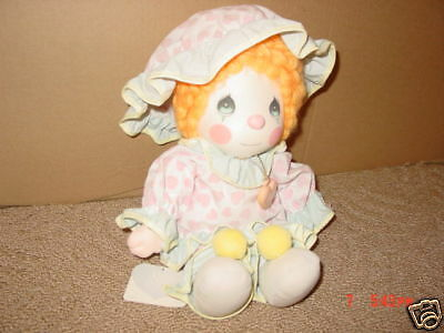 Vintage,Precious Moments,Peggy,Clown,#4565,1985,Doll