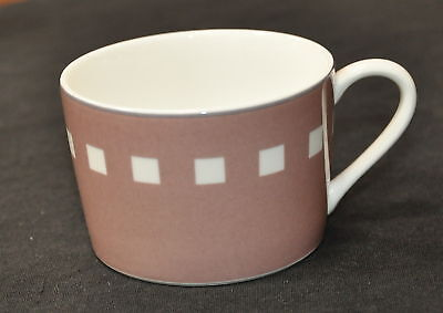 MIKASA ULTIMA SUPER STRONG CHINA TOWN HOUSE COFFEE / TEA CUP NANCY GREEN vtm