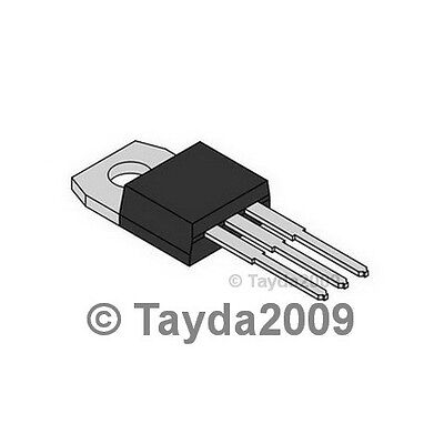 2 x IRF610 IRF 610 Power MOSFET N-Channel 3.3A 200V