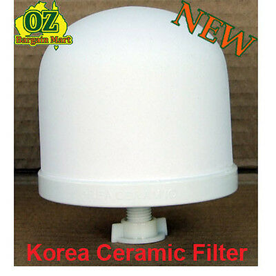 New Replacement Korean Ceramic Dome Water Filter