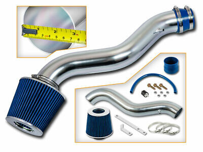 BLUE CONE FILTER FOR 99-00 HD Civic HX EX Si 1.6L SPORT AIR INTAKE KIT