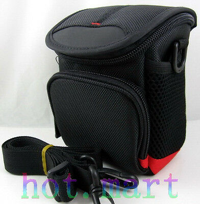 Cameras Case for Canon PowerShot G11 SX130 G12 SX120 IS GX1 G16 G15 G13 SX170