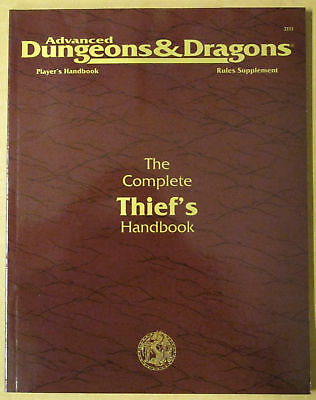 Dungeons & Dragons - The Complete Thief's Handbook 2111