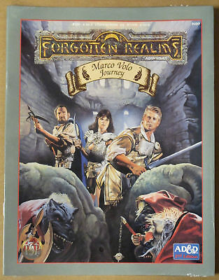 AD&D - Forgotten Realms - Marco Volo Journey - 9450