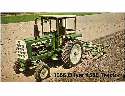 Tool Box Magnet Man Cave Gift Card Item 1965 Ford 2000 Tractor  Refrigerator