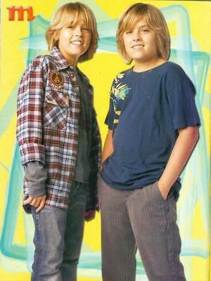 Dylan & Cole Sprouse - The Suite Life - Pinup Clipping