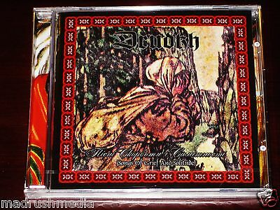 Drudkh: Songs Of Grief And Solitude CD 2010 Reissue Season Of Mist SUA 014 NEW