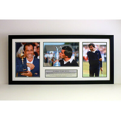 Seve Ballesteros – Special edition triple photo present