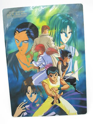 Anime Manga Yu Yu Hakusho Shitajiki Pencil Board U Animetopia Japan Rare