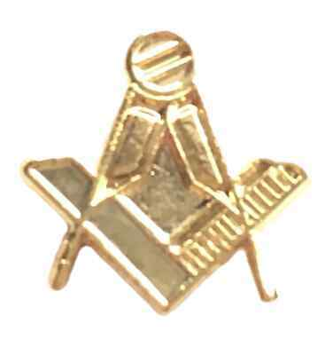c65eed551761 MASONIC OSM BOW & Arrow Lapel Pin Gold Plated - £4.00 | PicClick UK
