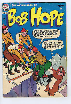 Adventures of Bob Hope #31 DC 1955