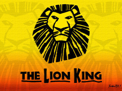 Lion King On Broadway Tickets - Front Mezz & Box Seating! Most Dates Available