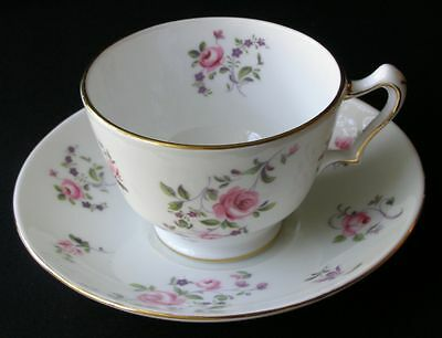 English Crown Staffordshire Cup And Saucer # F7295