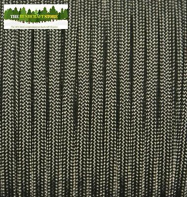 550 PARACORD US CONTRACTOR - Olive Green 25' - NOT A CHINESE FAKE!!